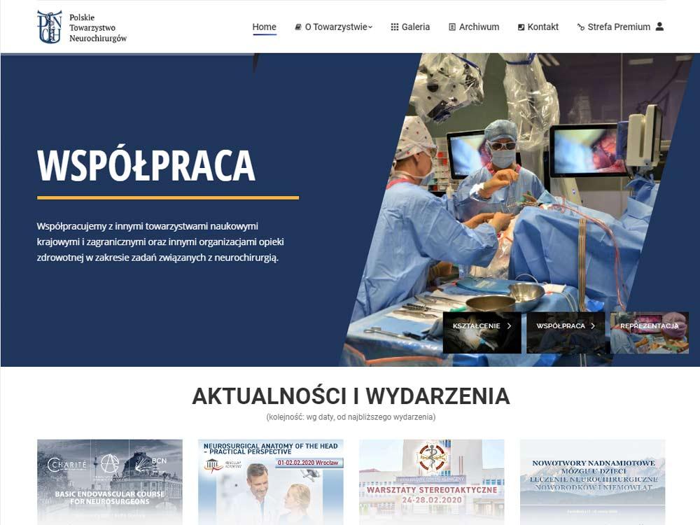 Polskie Towarzystwo Neurochirurgów